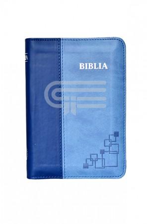 Biblia 046 P - albastru