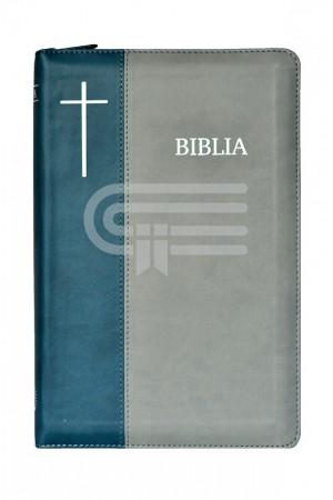 Biblia - ediție aniversară 076 PF - verde