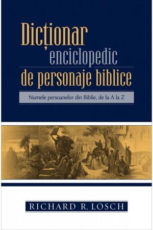 Dicţionar enciclopedic de personaje biblice