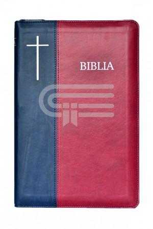Biblia - ediție aniversară 076 PF - bordo