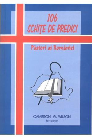 106 schițe de predici