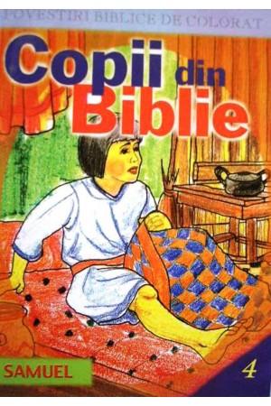 Copii din Biblie