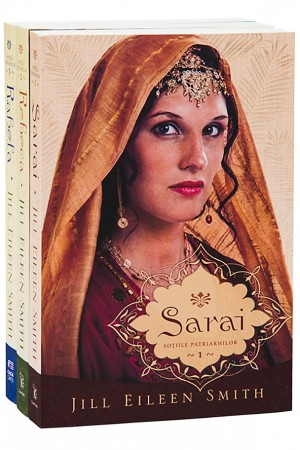 SERIA Soțiile patriarhilor - 3 volume