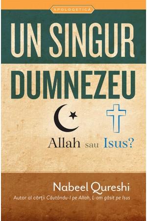 Un singur Dumnezeu - Nabeel Qureshi-front cover