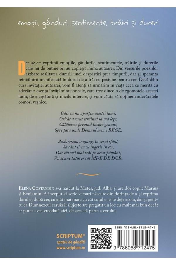 Dor de cer-Elena Costandin-back cover