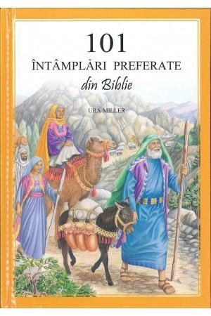101 întâmplări preferate din Biblie