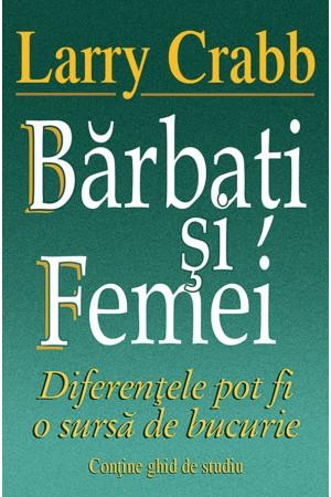 Barbati si femei-Larry Crabb-front cover