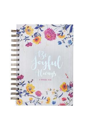 Jurnal - Be joyful always