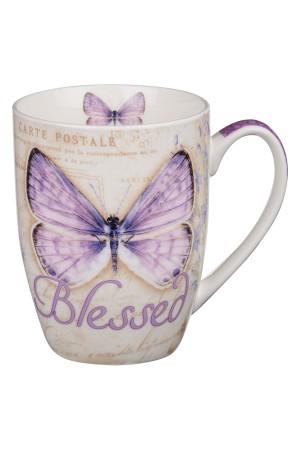 Cană ceramică -- Blessed