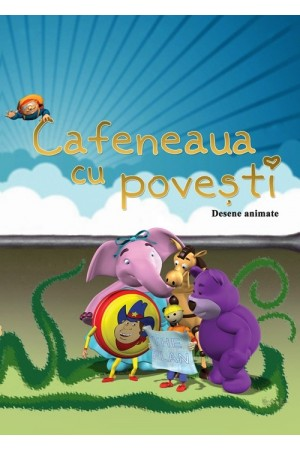 Cafeneaua cu povești - desene animate