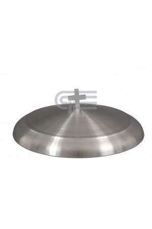 Capac pentru tăvile cu pahare - MODEL 1 - argintiu mat