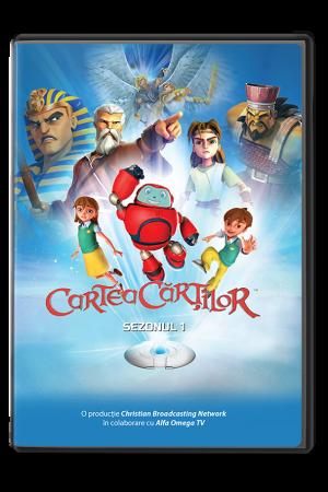 Cartea Cărților - sezonul 1 - desene animate pentru copii