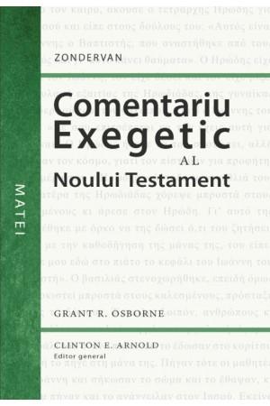 Comentariu exegetic al Noului Testament. Matei