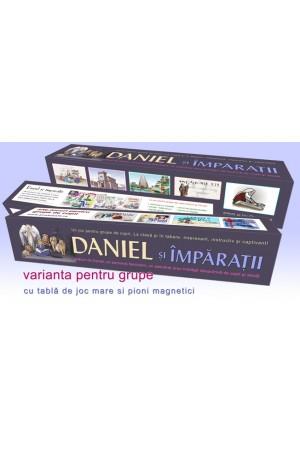 Joc - Daniel și împărații (pentru grupe)