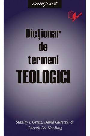 Dicționar de termeni teologici