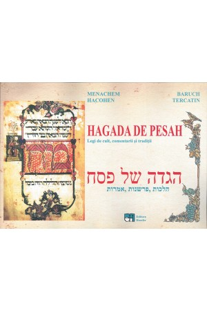 Hagada de Pesah - Legi de cult, comentarii și tradiții