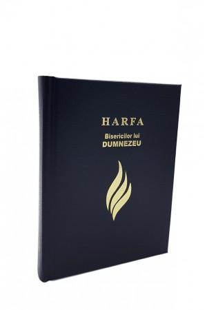 Harfa bisericilor lui Dumnezeu - carte de cântări