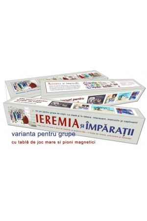 Joc - Ieremia și împărații (pentru grupe)