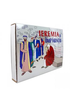 Joc - Ieremia și împărații