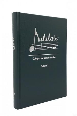 Culegere de imnuri creștine - Jubilate - volumul 2