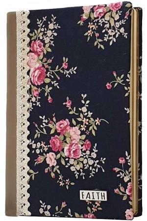 Jurnal handmade - model floral 5