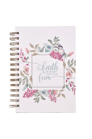 Jurnal - Let your faith be bigger then your fear