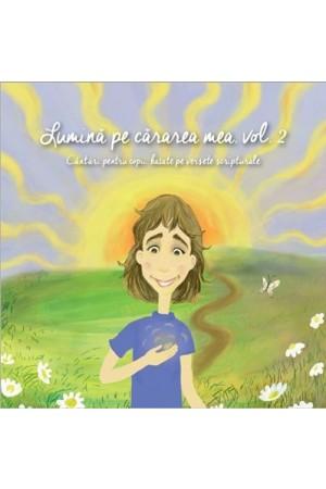CD voci - Lumină pe cărarea mea, vol. 2