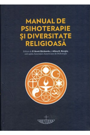 Manual de psihoterapie și diversitate religioasă