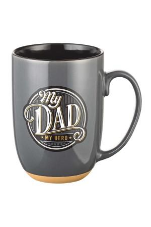 Cană ceramică -- My dad * My hero