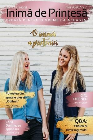 Revistă creștină Inimă de Prințesă - Nr. 7 O inimă a prieteniei