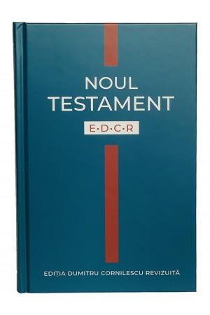 Noul Testament - E.D.C.R. - coperta cartonată