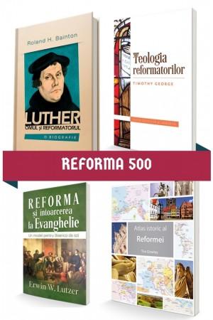 Colecția REFORMA 500