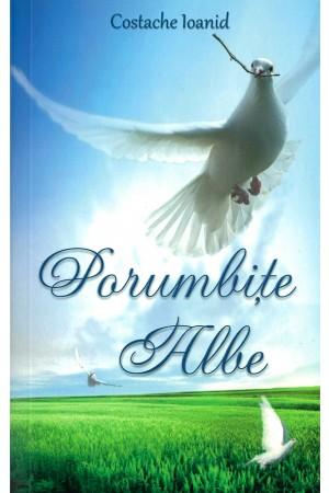 Porumbițe albe-Costache Ioanid-front cover