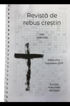 Revistă de rebus creștin. Ed. a II-a, octombrie 2019