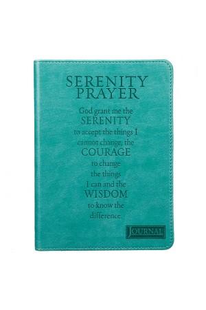 Jurnal de lux - Serenity Prayer - format mic
