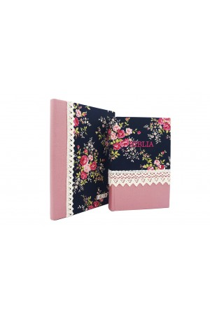 Set Biblie + jurnal handmade - model 16