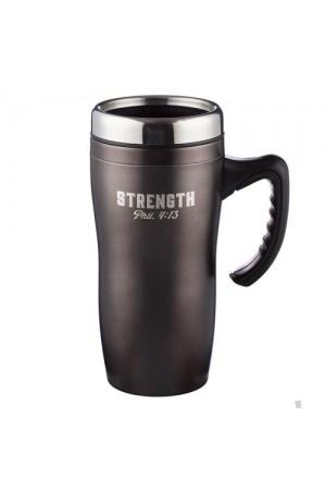 Cană termos din inox - Strength