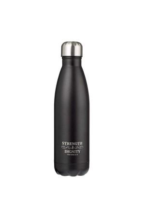 Sticlă de apă -- termos din inox -- Strength & Dignity - Proverbs 31:25