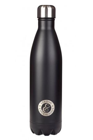 Sticlă de apă -- termos din inox -- Strong & Courageous