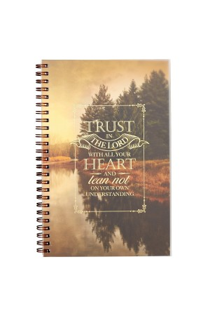 Jurnal - Trust in the Lord...