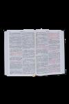 Biblia 083PF - format mare, copertă din piele și fermoar