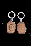 Breloc din lemn - Joy - GK03-133