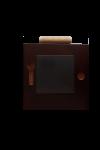 Magnet din lemn - Încredere - EP20M-144aR
