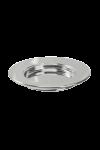 Farfurie pentru pâine - MODEL 1 - argintiu lucios