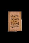 Suport pentru pixuri - Rejoice in the Lord - GPC03-21