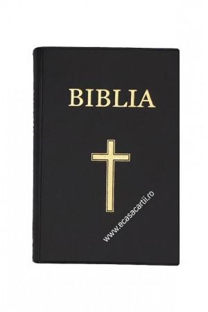 Biblia - ediție economică 052 CF - copertă vinilin - format MEDIU