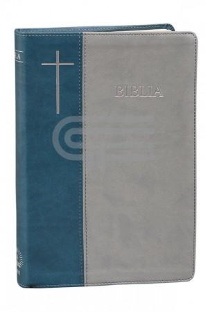 Biblia - ediție aniversară 076 P - verde