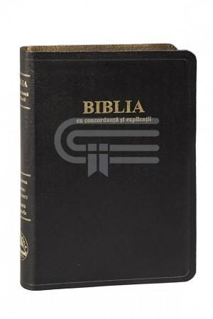Biblia - ediție de lux 077 TI - format MARE