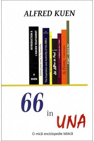 66 în UNA. O mică enciclopedie biblică