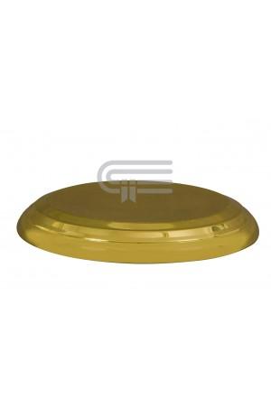 Bază pentru tăvile cu pahare - MODEL 1 - auriu mat